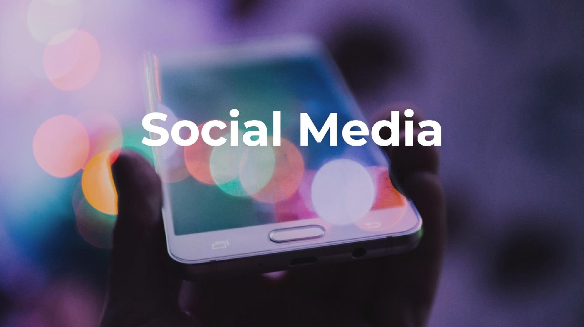 Les social media