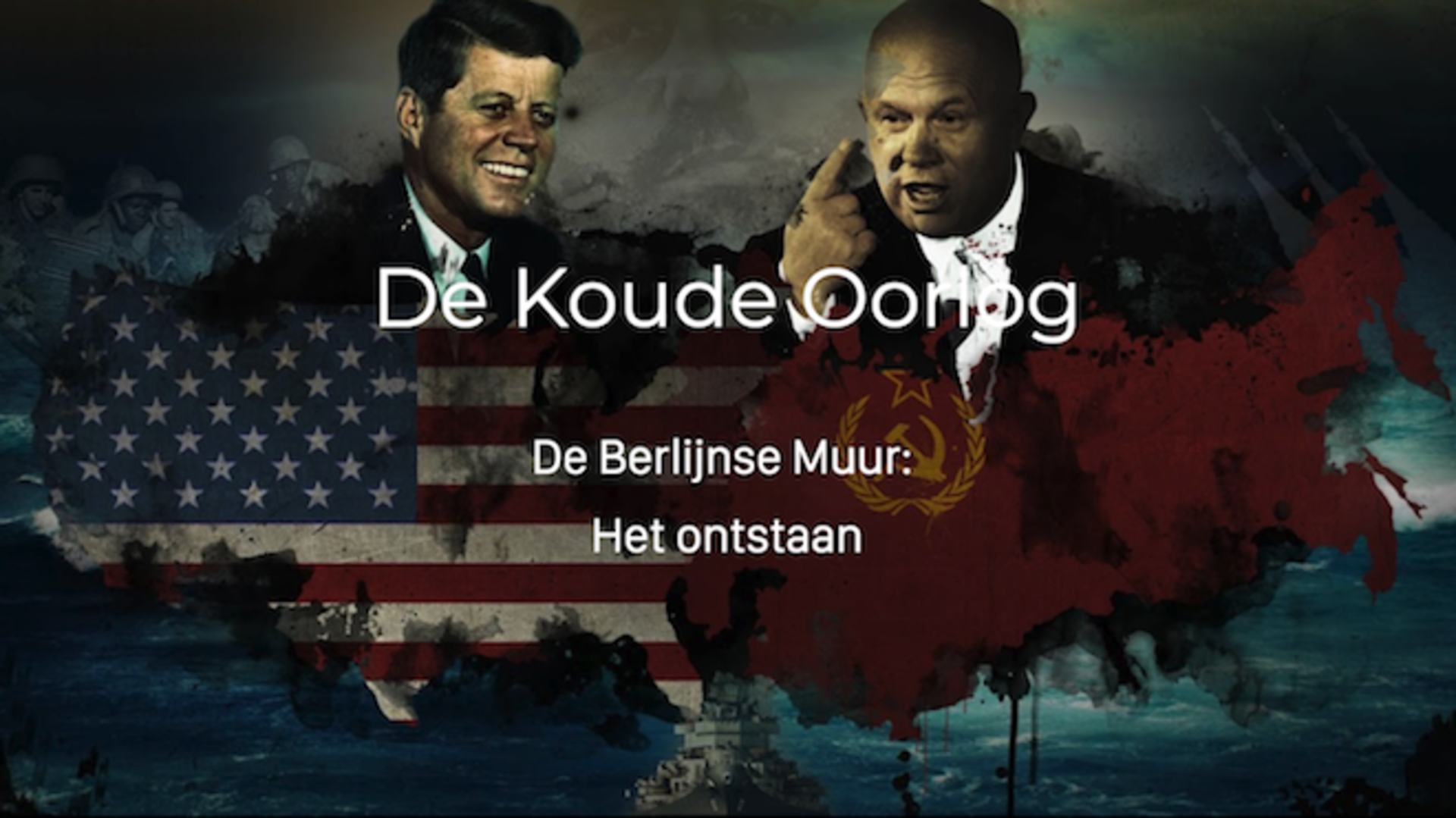 Geschiedenis les Koude oorlog