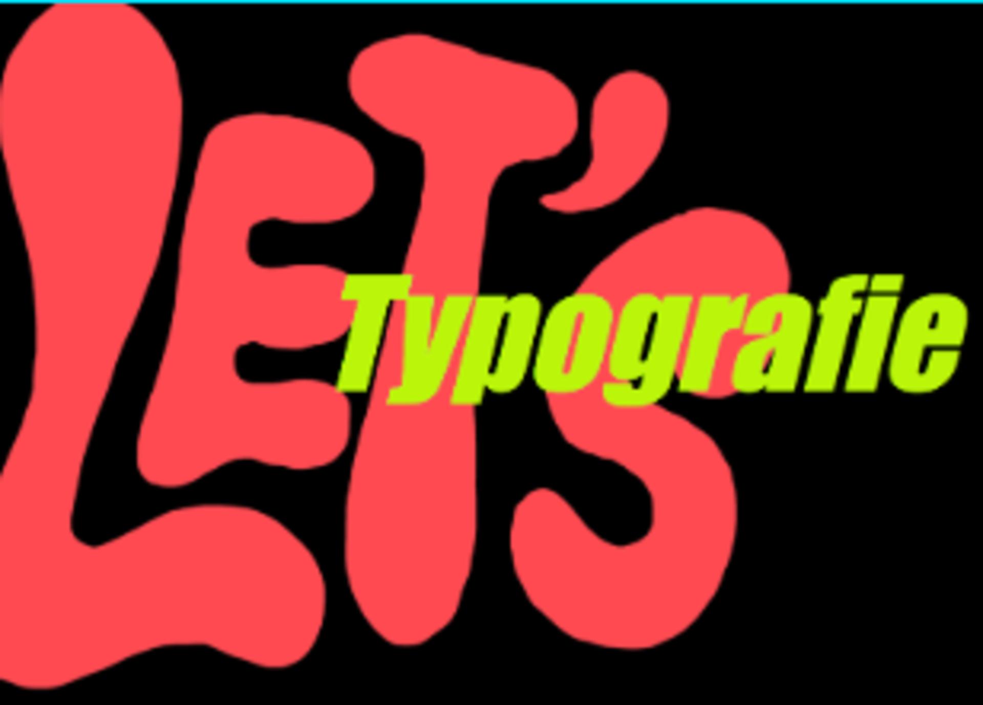 Les typografie