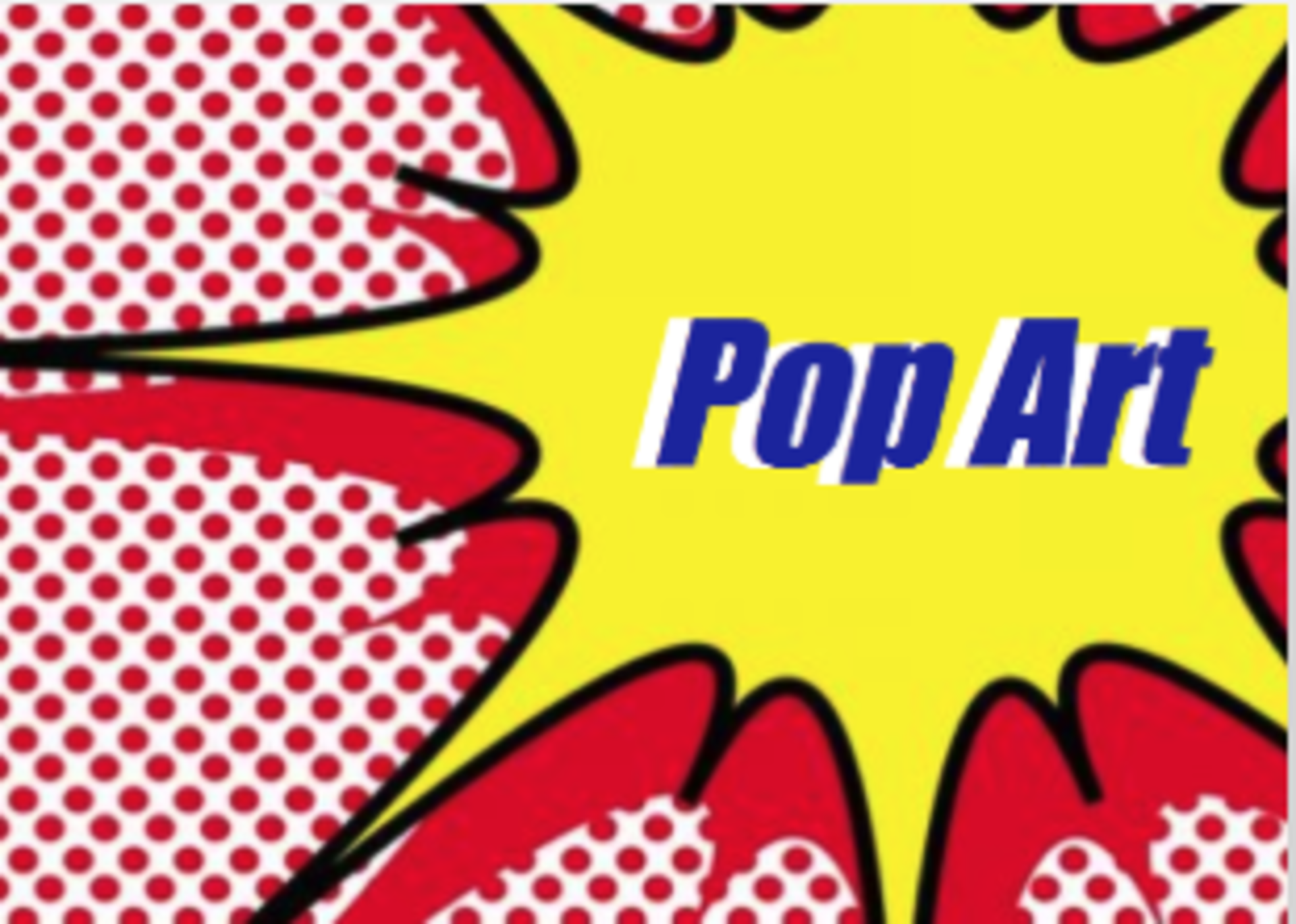 Les pop art